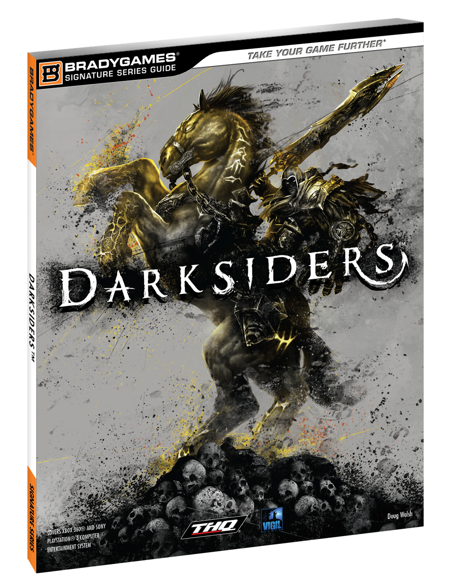 Darksiders Signature Series Strategy Guide by BradyGames