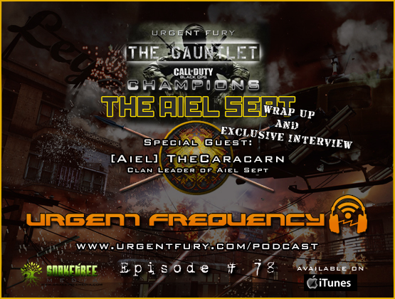 Urgent Frequency Ep. #78 - UF:The Gauntlet Championship Wrap Up
