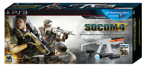 Save $70 with the Socom 4 Full Deployment Edition