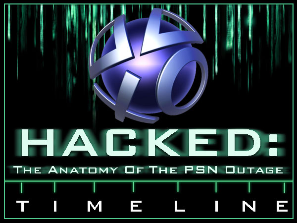 PSN OUTAGE TIMELINE: The Anatomy Of A Hack