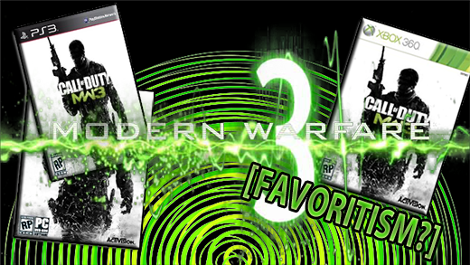 MW3 / DLC: PS3 owners, Prepare To Get Screwed...
