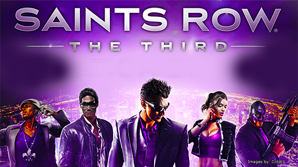 Upcoming: Saints Row 3, GTA: 5's Rival?