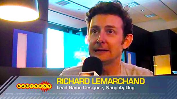 Gamespot Interviews: Richard LeMarchand of Uncharted 3: