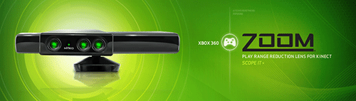 New Gadgets: Nyko Zoom (Kinect), Charge Place (PS3) & More