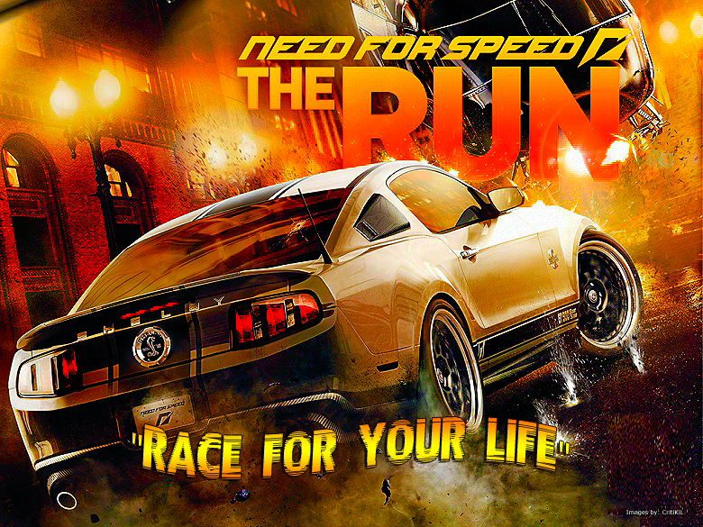 Run For The Hills: 'NFS: The Run' (11/05/2011)...