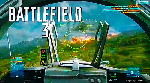 Oh Yea ~ Battlefield: 3 Has 'Jets'!