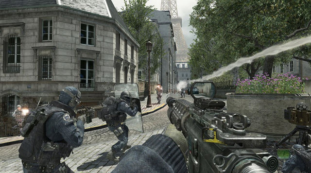 Modern Warfare: 3 Early Pirating ~ 