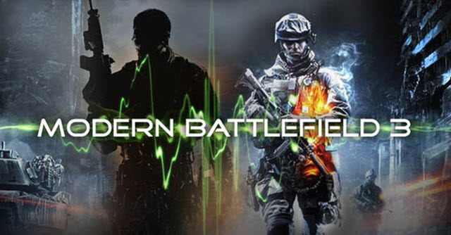 Modern Warfare: 3 'Trounces' Battlefield: 3, in Online Play Time!