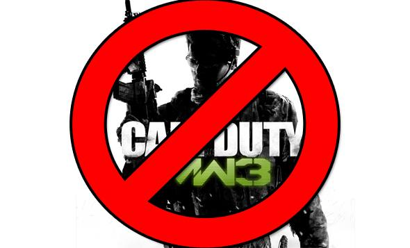 Modern Warfare: 3 ~ Over 1,600 Cheaters Banned / Fix Coming...