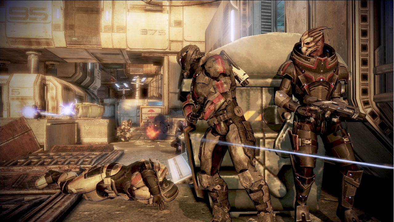 Mass Effect 3 will attempt the realm of Multiplayer in 2012, will it work?