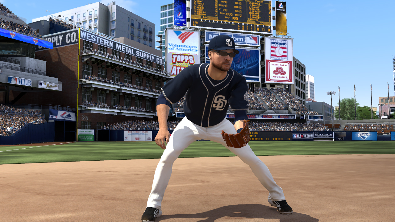 MLB 12: The Show - So real.  It's unreal.