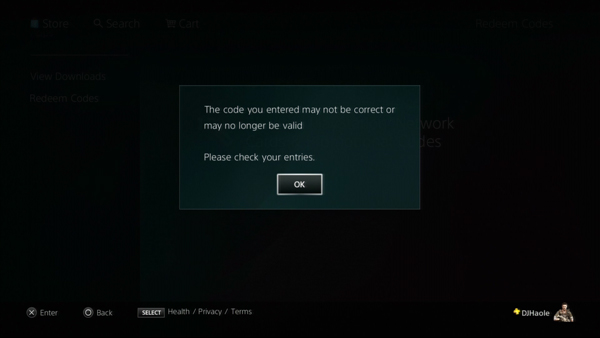 PlayStation reminds you that PSN Code Generators are Fake and Dangerous
