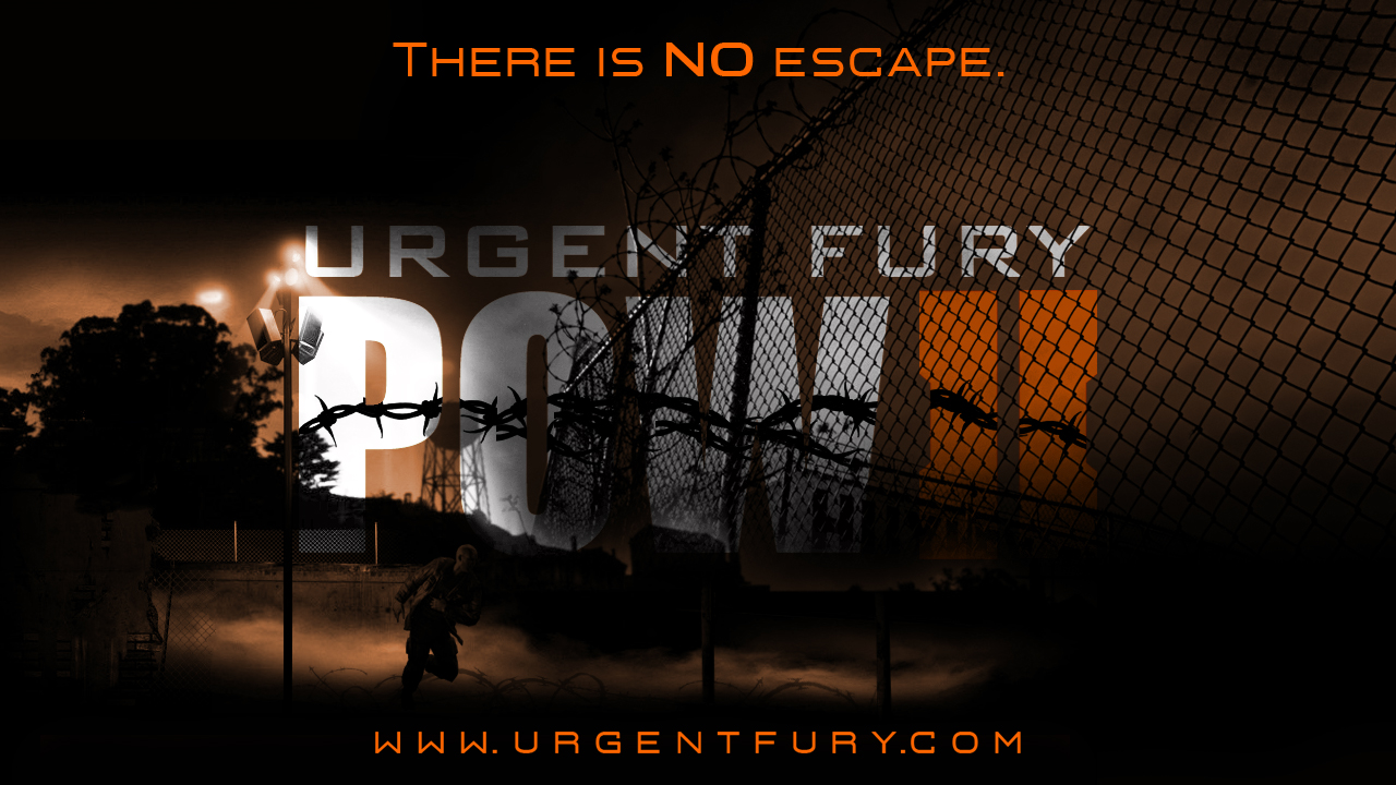 Urgent Fury Presents the POW II TacMap Tournament