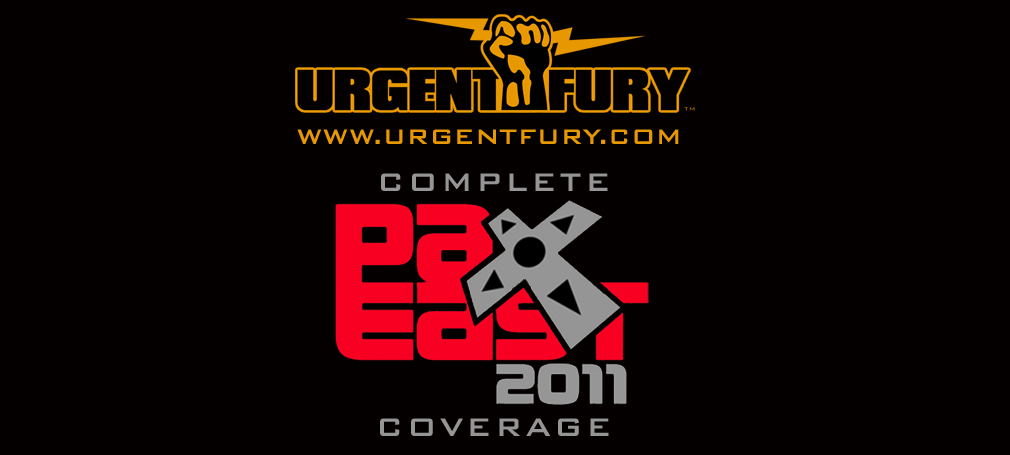 Urgent Fury invades PAX East 2011