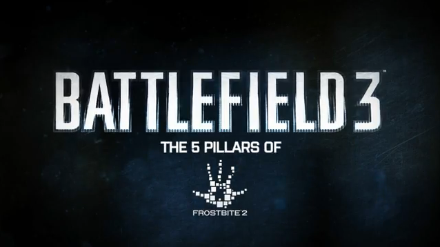 Battlefield: 3 ~ Awesome New 'Frostbite 2' Engine Mechanics!