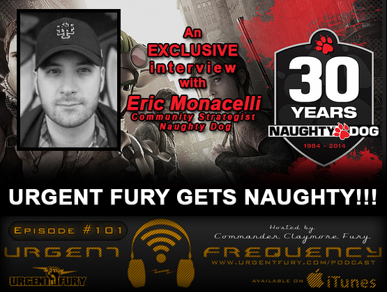 Urgent Frequency Ep. 101 – Urgent Fury Gets Naughty!!!