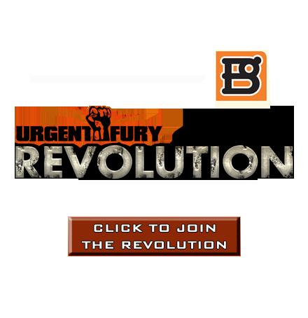 JOIN THE REVOLUTION!!!