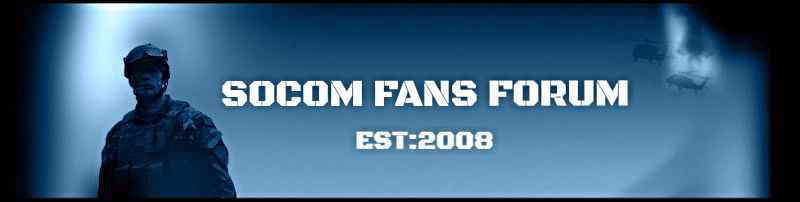 THE [SOFO] SOCOM FANS FOROUM